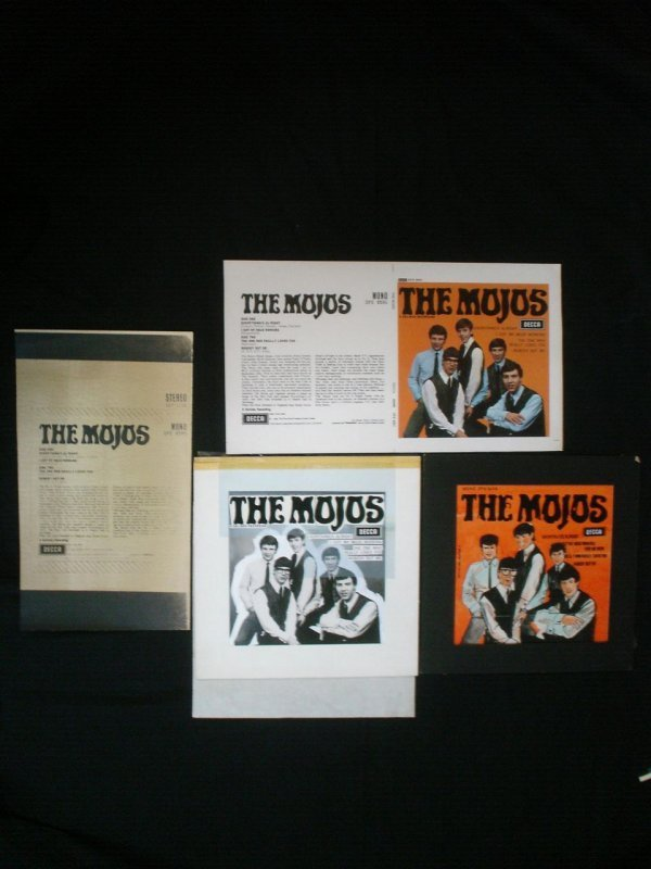 329: The Mojos Original artwork I've got my mojo workin