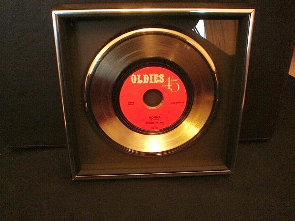 330: Richie Valens The Silver Stamper for 'Donna'