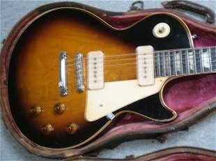 120: Gibson Tobacco Sunburst Their First EVER Sunburst