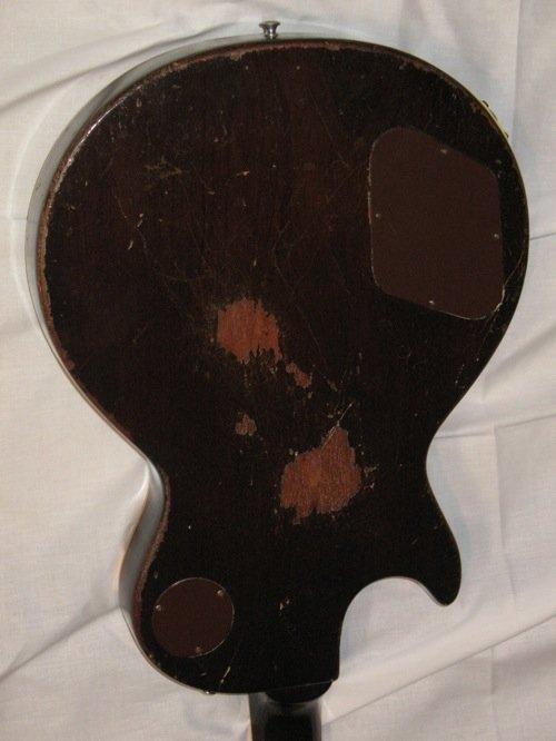 120: Gibson Tobacco Sunburst Their First EVER Sunburst - 4