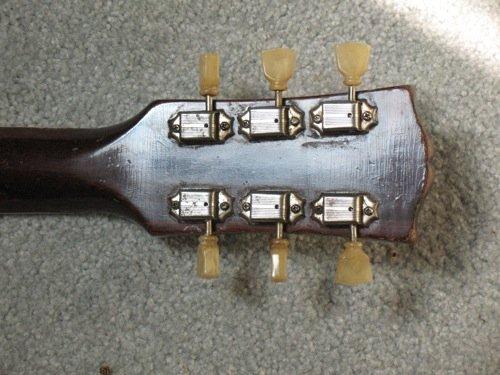 120: Gibson Tobacco Sunburst Their First EVER Sunburst - 5