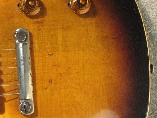 120: Gibson Tobacco Sunburst Their First EVER Sunburst - 7