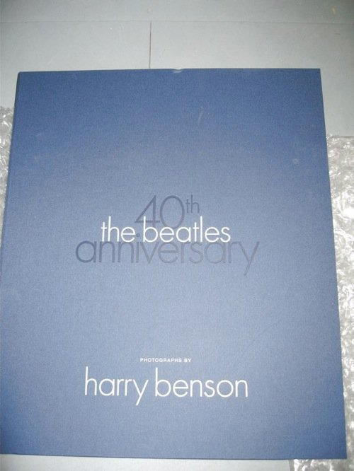 322: Beatles Harry Benson – A rare Limited Edition 40th