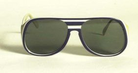 388: George Harrison's Personal Ray Ban Sunglasses - 4