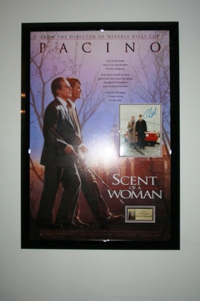 5: Al Pacino, Chris O Donell - Scent of a Woman Signed