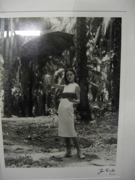 11: Audrey Hepburn - Signed Photo Framed