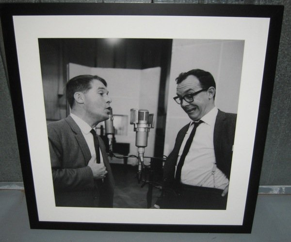 14: A Ltd Edition Photo of Morecamber & Wise