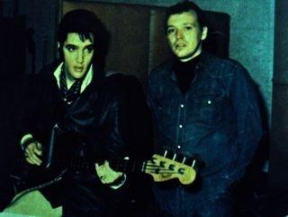 131: Elvis Presley Electric Sitar.