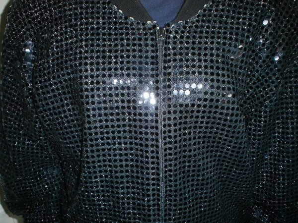 194: Glitter jacket Owned and worn by Michael Jackson - 2