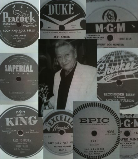 364: Elvis & Scotty Moore Elvis Presley's Record Colle