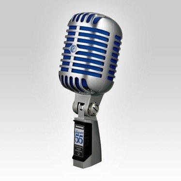 1: Shure Super Deluxe 55 Microphone MAJ LOT