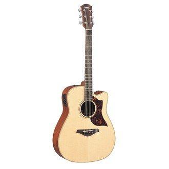 3: Yamaha A3M Acoustic-Electric Guitar MAJ LOT