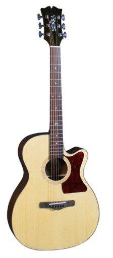 4: Sierra SA28C Guitar MAJ LOT