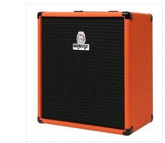 9: Orange Amp Personalized by Geddy Lee of Rush MAJ LOT