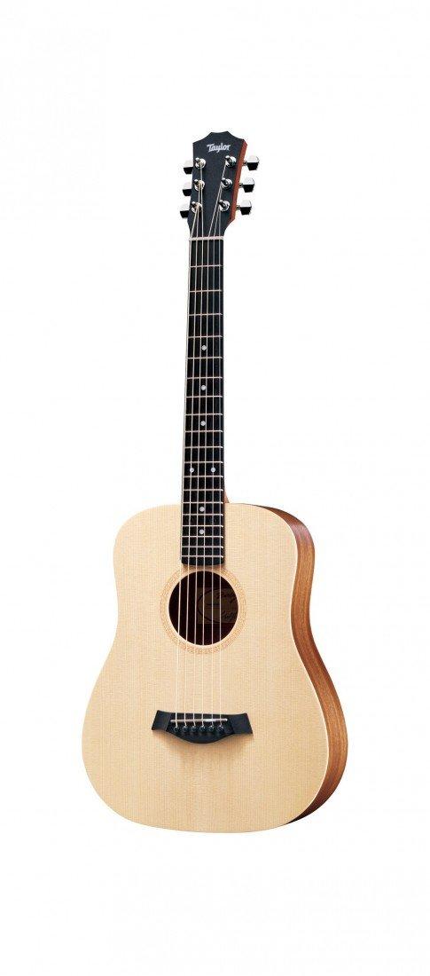 "18: ""Baby Taylor"" Guitar - Signed Trace Adkins MAJ LOT"