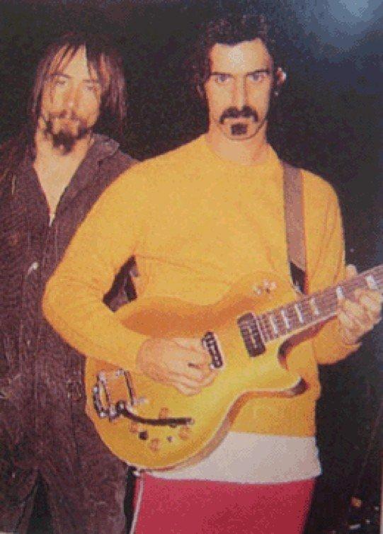 70: Frank Zappa's Les Paul Goldtop Guitar - 2