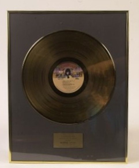 "Kiss Army ""Kiss Army"" Casablanca gold in house record"