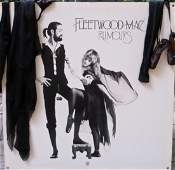 Stevie Nicks iconic outfit from the cover of Fleetwood