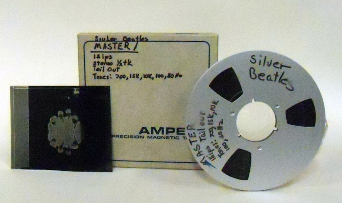 Unreleased Silver Beatles tape of Decca auditions 1962