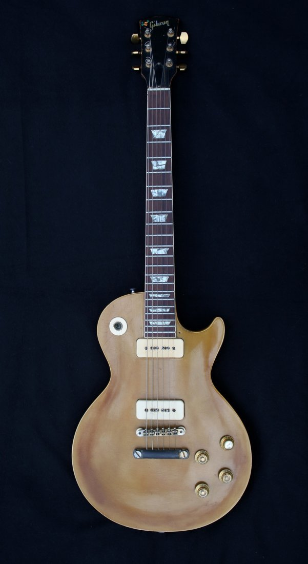 Henry McCullough 1968 Gibson Gold Top Les Paul