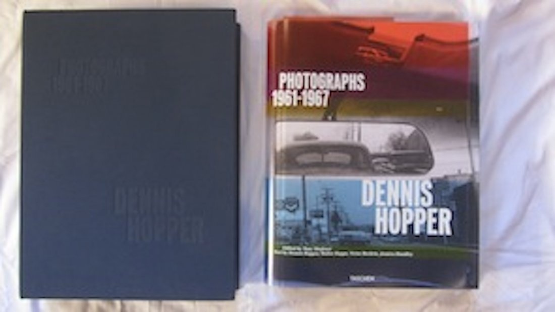 Dennis Hopper. Taschen Limited Edition Photographs