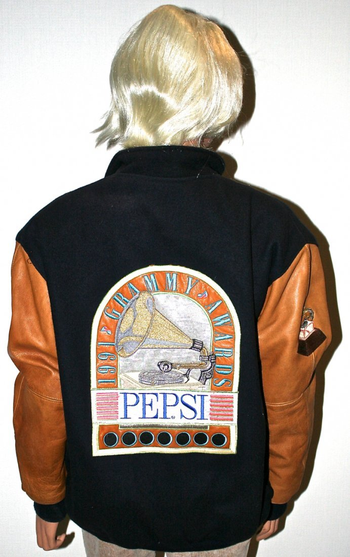 33rd Grammy Awards 1991 Official Jacket