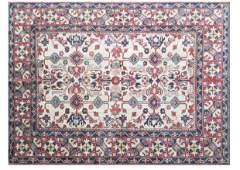 Shirvan Kazak Hand Knotted Wool Carpet