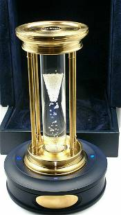 De Beers Limited Edition Millennium 2000 Diamond Brass