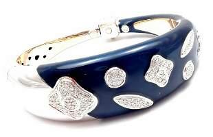 Authentic! La Nouvelle Bague 18k White Gold Diamond