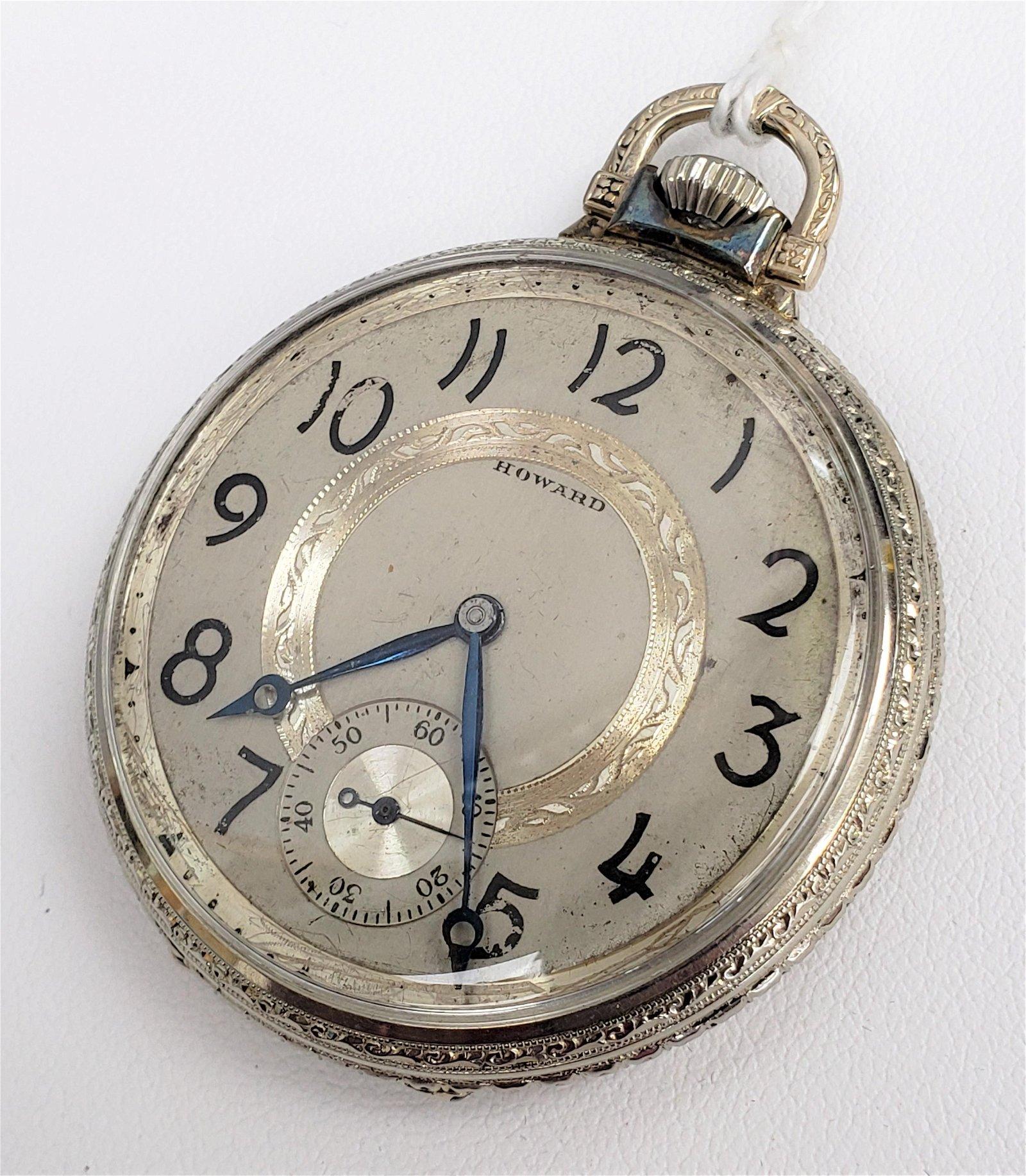 Howard Vintage Pocket watch