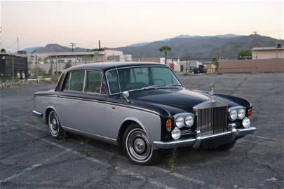 1967 Rolls Royce Silver Shadow - Series 1