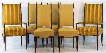 Tommi Parzinger for Parzinger Originals dining chairs