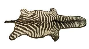 Zebraskin Rug