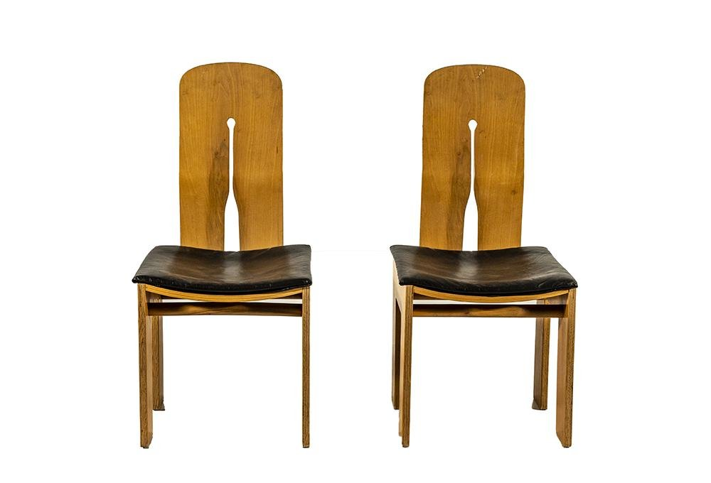 Rare Carlo Scarpa Chairs