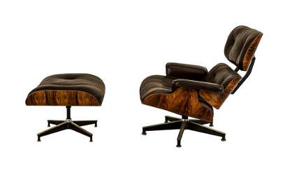 Spectacular Charles Eames / Herman Miller Lounge Chair