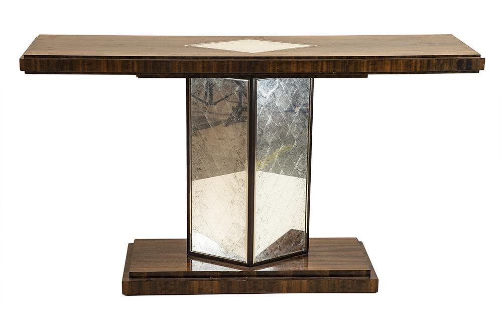 French Art Deco Style Console