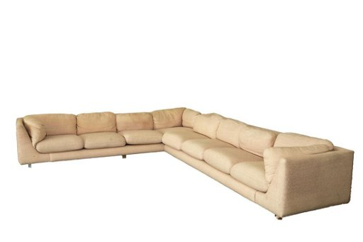 Milo Baughman Giant Sectional Sofa Dec 14 2019 Palm Springs