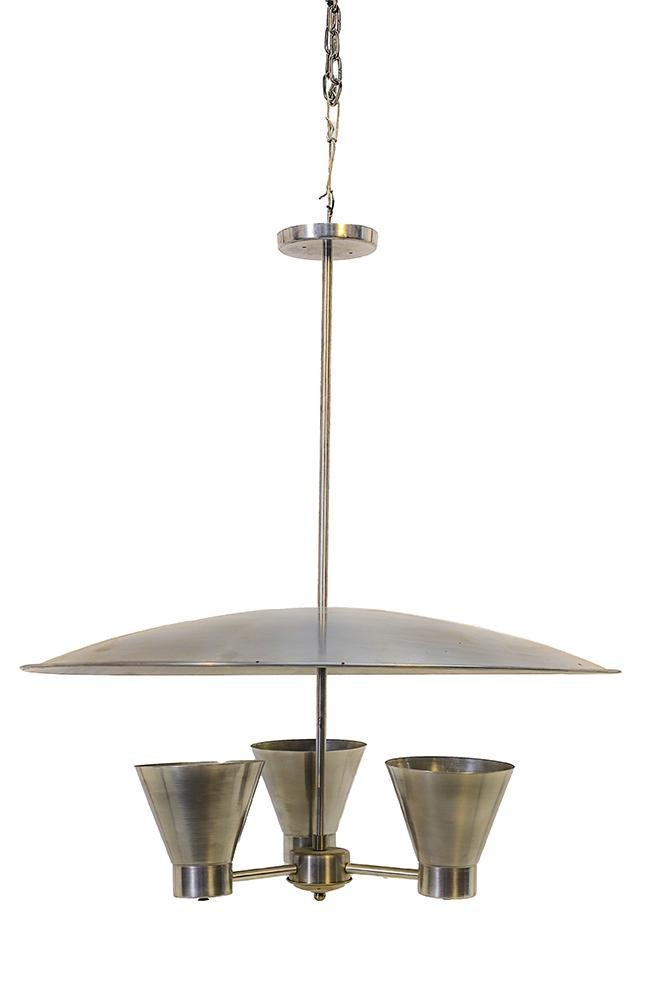 Edward Wormley for Lightolier Style Chandelier