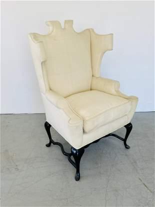 Arturo Pani Wingback Chair
