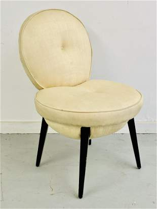 """Samuel Marx Style """"Bubble"""" Chair"""