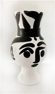 "Picasso Madoura Ceramic ""Wood Owl Woman"" 1951"