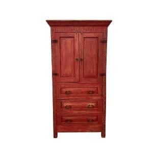Handmade Tall Cabinet