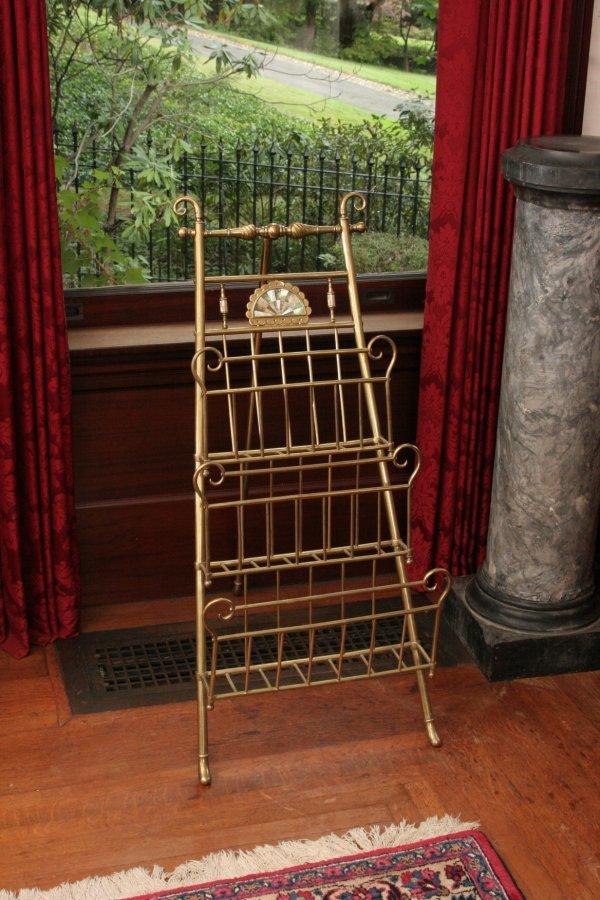 108: 19th Century Magazine Stand