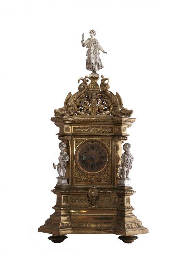115: Brass Clock