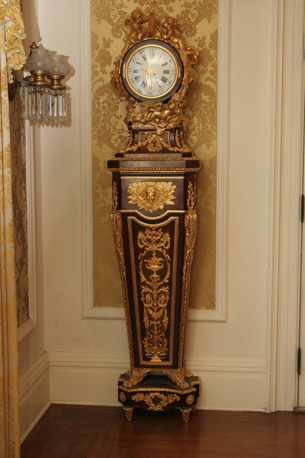 390: 19th Century Tall Clock