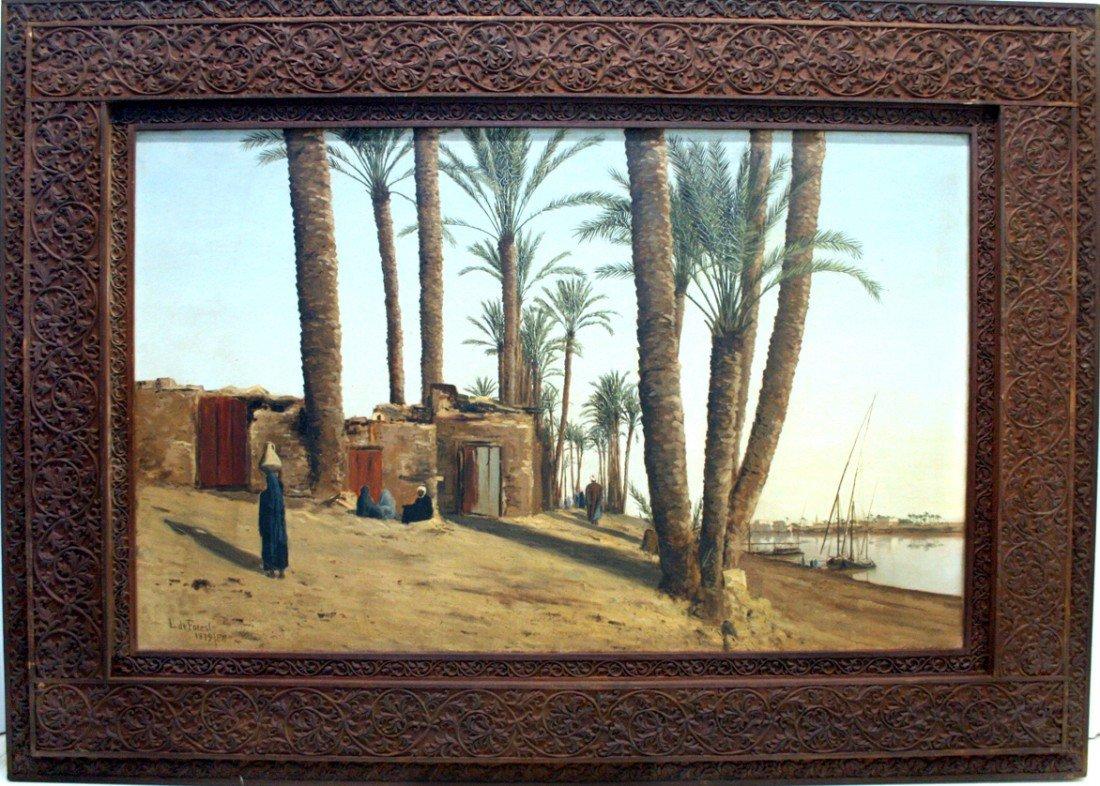 301: Masterpiece Lockwood de Forest Oil on Canvas