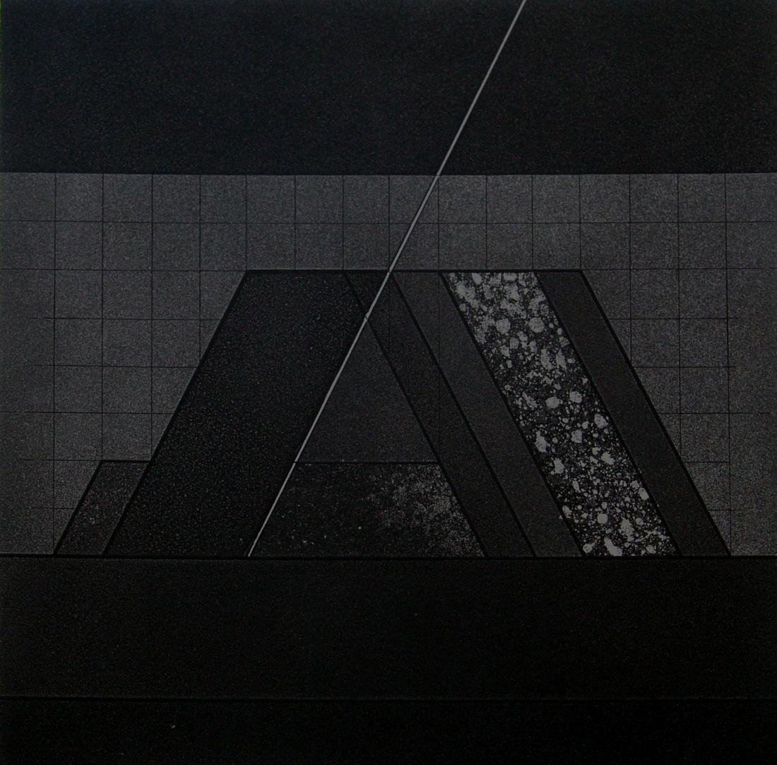 WALTER VALENTINI (1928, Pergola) [Italia] senza titolo