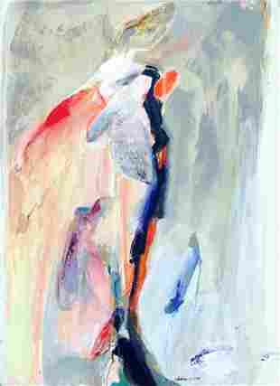 ENNIO CALABRIA, Energia di un ritratto, 2001