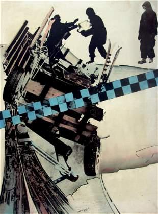 GIANNI BERTINI, L'uomo di ghiaccio, 1976