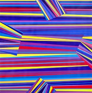 GIOVANNI DELL'ACQUA, Angoli di colori, 2006